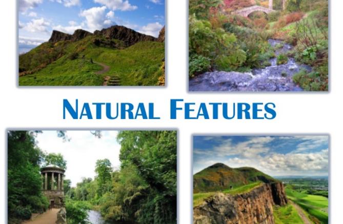 Gujarat\'s Natural Features.