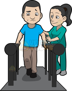 Occupational Therapist Clipart.