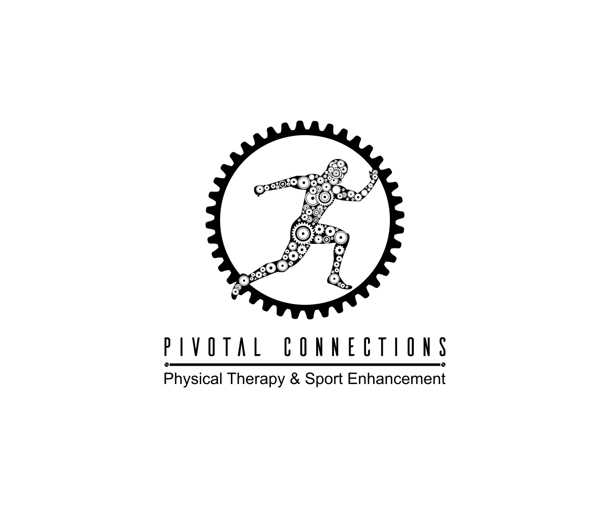 Bold, Playful, Physical Therapy Logo Design for Pivotal.