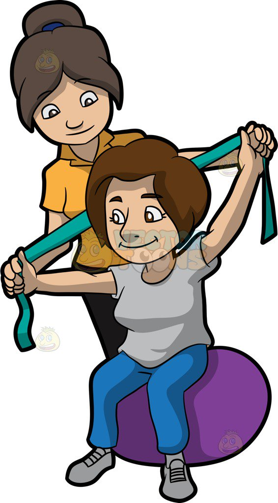 Clipart physical therapy 1 » Clipart Station.