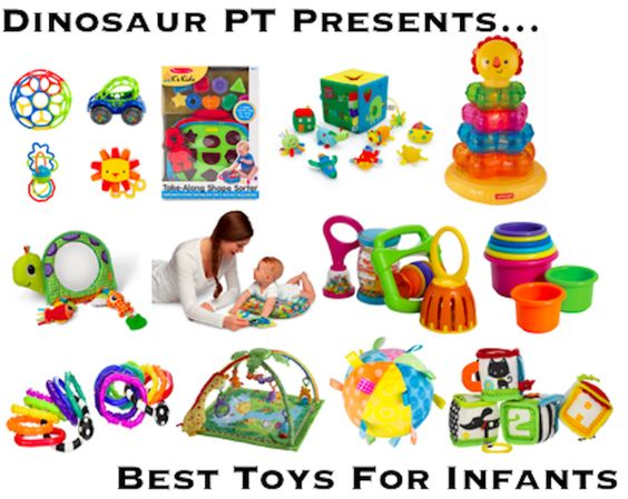Best Toys for Infants! Recommendations from Pediatric Physical and.