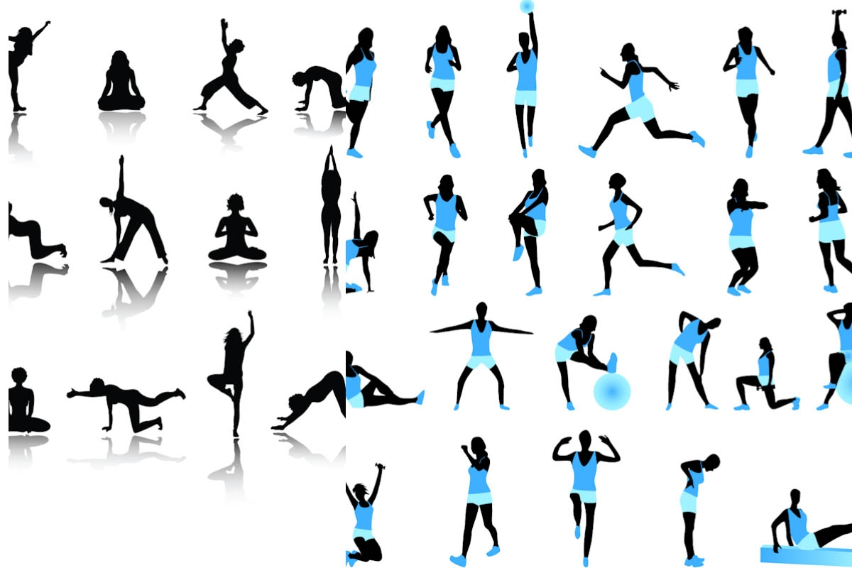 Free Exercise Border Cliparts, Download Free Clip Art, Free.