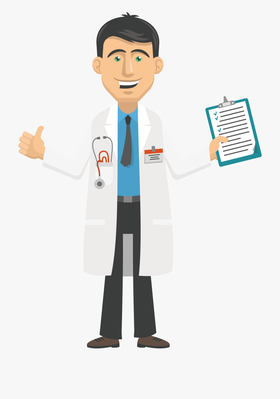 Physician Cartoon Doctors Png Download Free Clipart.