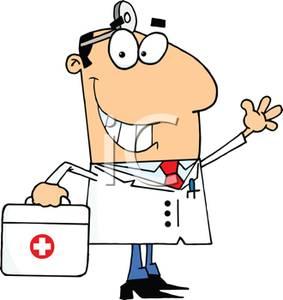 Physicians Clip Art.