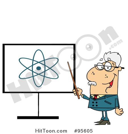 Physicist Clipart #1.