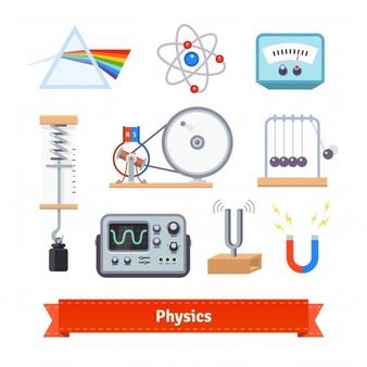 Physics Vectors, Photos and PSD files.