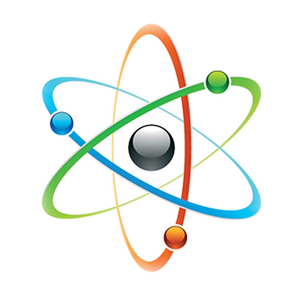 Physics clipart physics logo design, Physics physics logo.