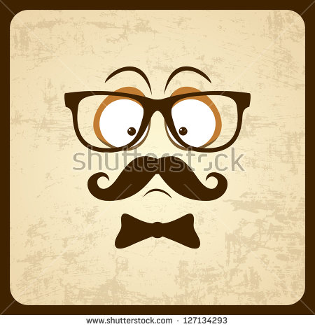 Funny Face Man Stock Vectors, Images & Vector Art.