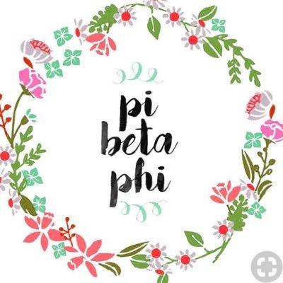 Pi Beta Phi (@piphi_mtalpha).