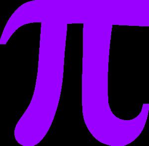 Pi Symbol Clipart.