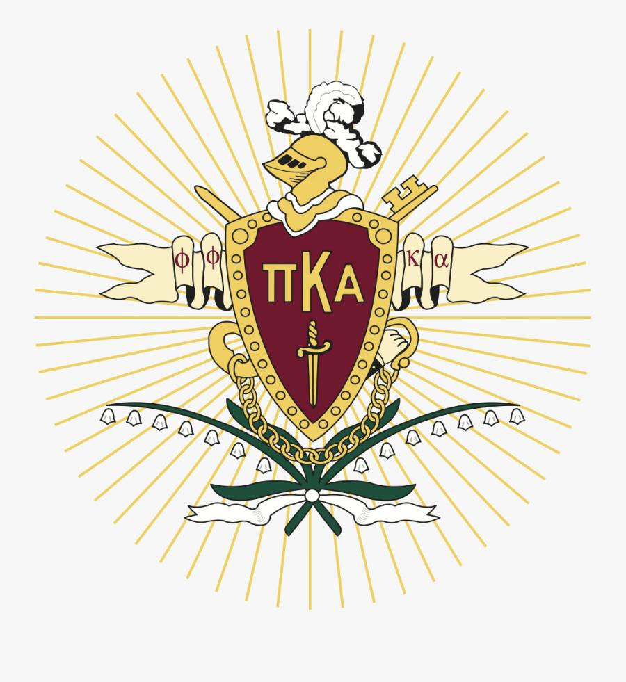 Pi Kappa Alpha Crest , Free Transparent Clipart.