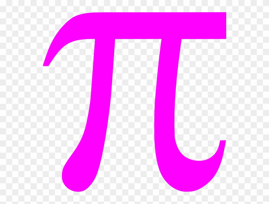 Graphic Royalty Free Library Pi Pie Clipart.