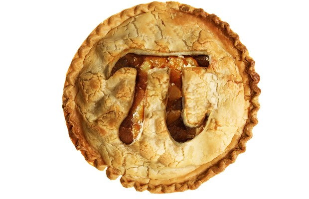 It\'s Pi Day! Indulge Your Inner Nerd, Get Free Pie.
