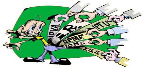 Piaçabuçu News Brasileiros com renda menor pagam 53% dos impostos.