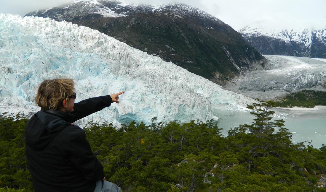 Patagonia Glacier Tour, Pia Glacier Travel.
