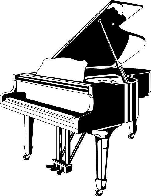 Piano clipart piano bar, Piano piano bar Transparent FREE.
