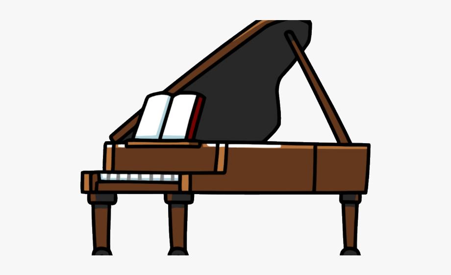 Piano Clipart Harpsichord.