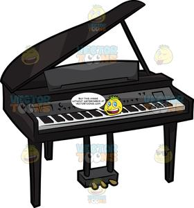 Piano clipart cartoon, Piano cartoon Transparent FREE for.