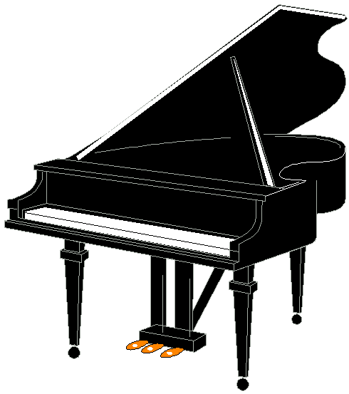 Free Grand Piano Clipart, Download Free Clip Art, Free Clip.