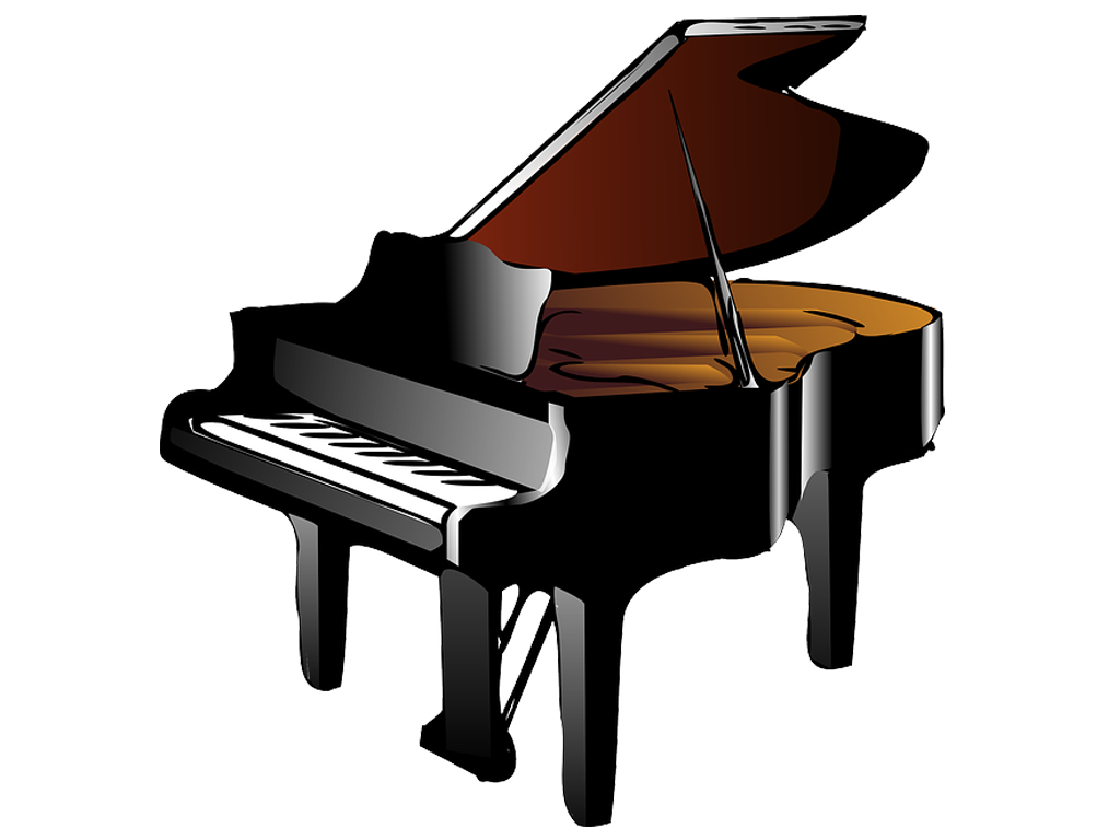 Piano Clipart Png.