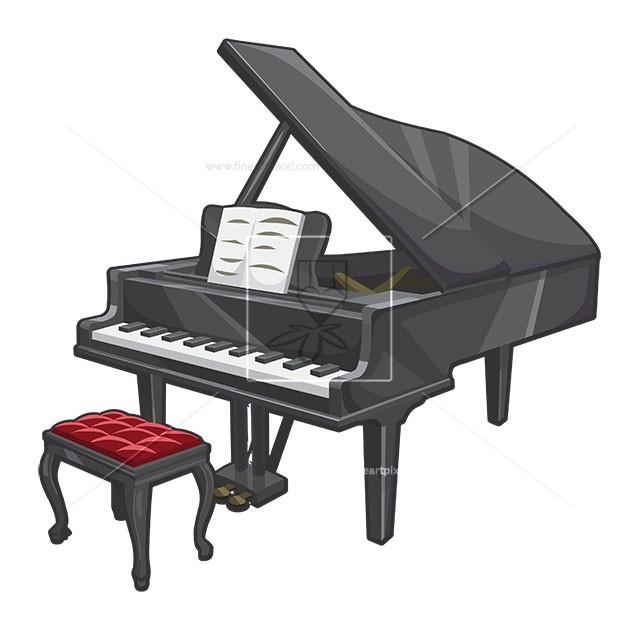 Grand Piano.
