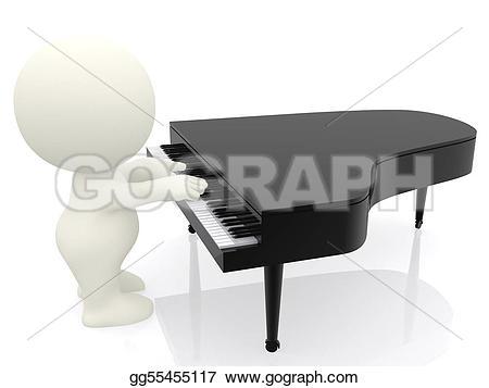 Boy Playing Piano Clip Art Car Interior Design.