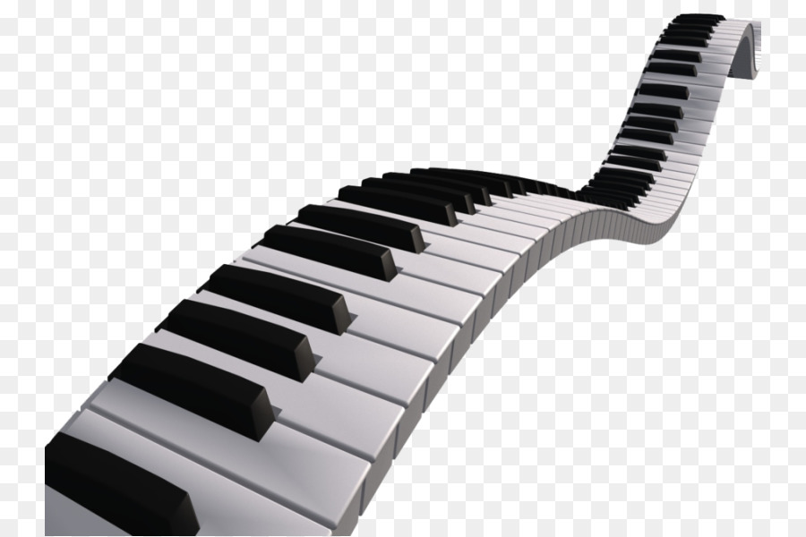 Piano Cartoon clipart.