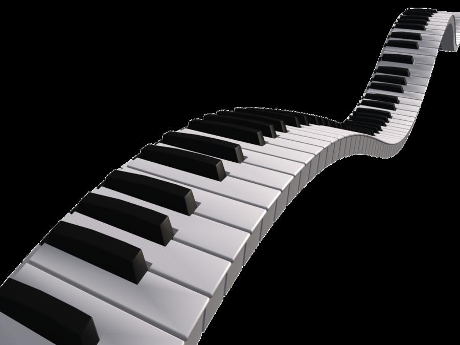 Music Keyboard PNG HD Transparent Music Keyboard HD.PNG.