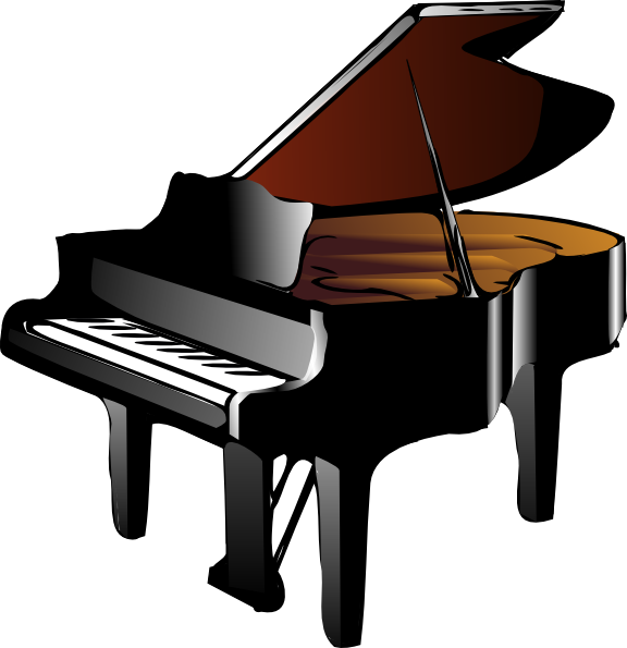 Piano Clipart No Royalty.