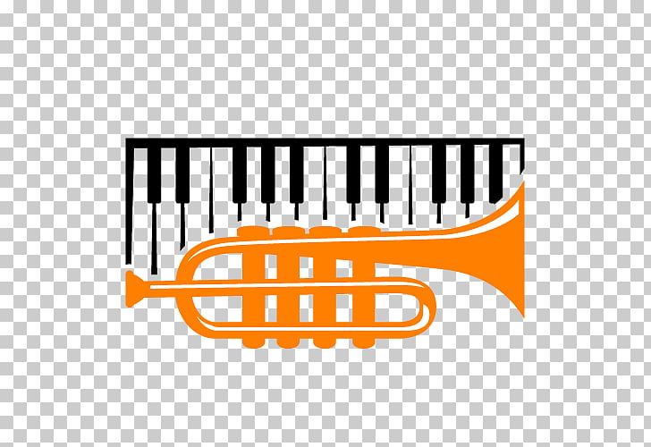 Logo Musical instrument Keyboard, Piano PNG clipart.