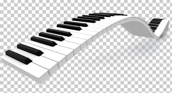 Musical Keyboard Electronic Keyboard Electric Piano PNG.