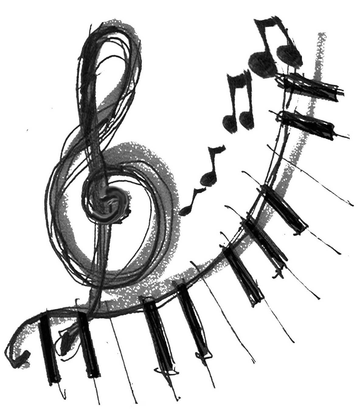 free music teacher clip art.