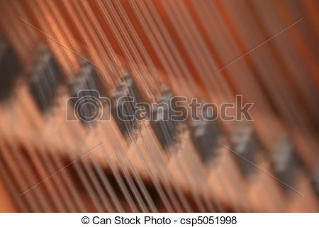 Pictures of PIANO STRINGS.