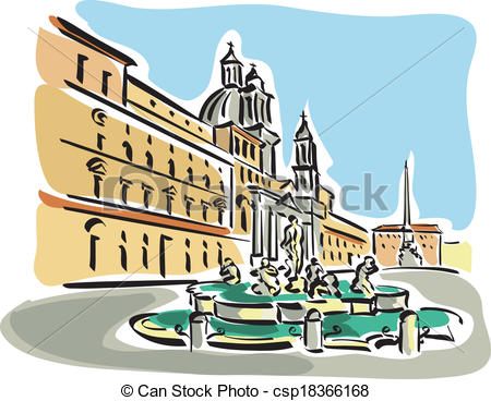 Piazza Clipart and Stock Illustrations. 304 Piazza vector EPS.