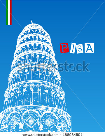 Piazza Dei Miracoli Stock Vectors & Vector Clip Art.