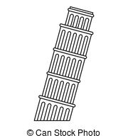 Piazza dei miracoli Vector Clipart Illustrations. 20 Piazza dei.