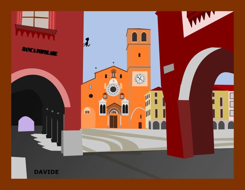 Piazza Clip Art Download.
