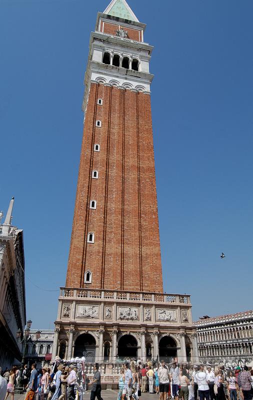 Venice Italy : Campanile.