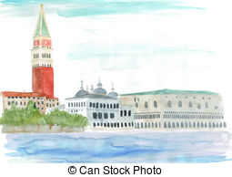 Piazza san marco Clipart and Stock Illustrations. 31 Piazza san.