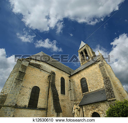 Stock Photography of france, senlis, picardy, oise.