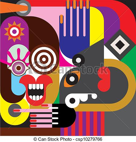 Picasso Illustrations and Clipart. 1,360 Picasso royalty free.