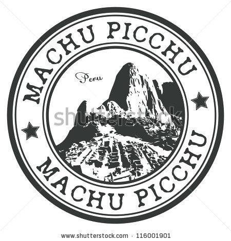 Machu picchu clipart.