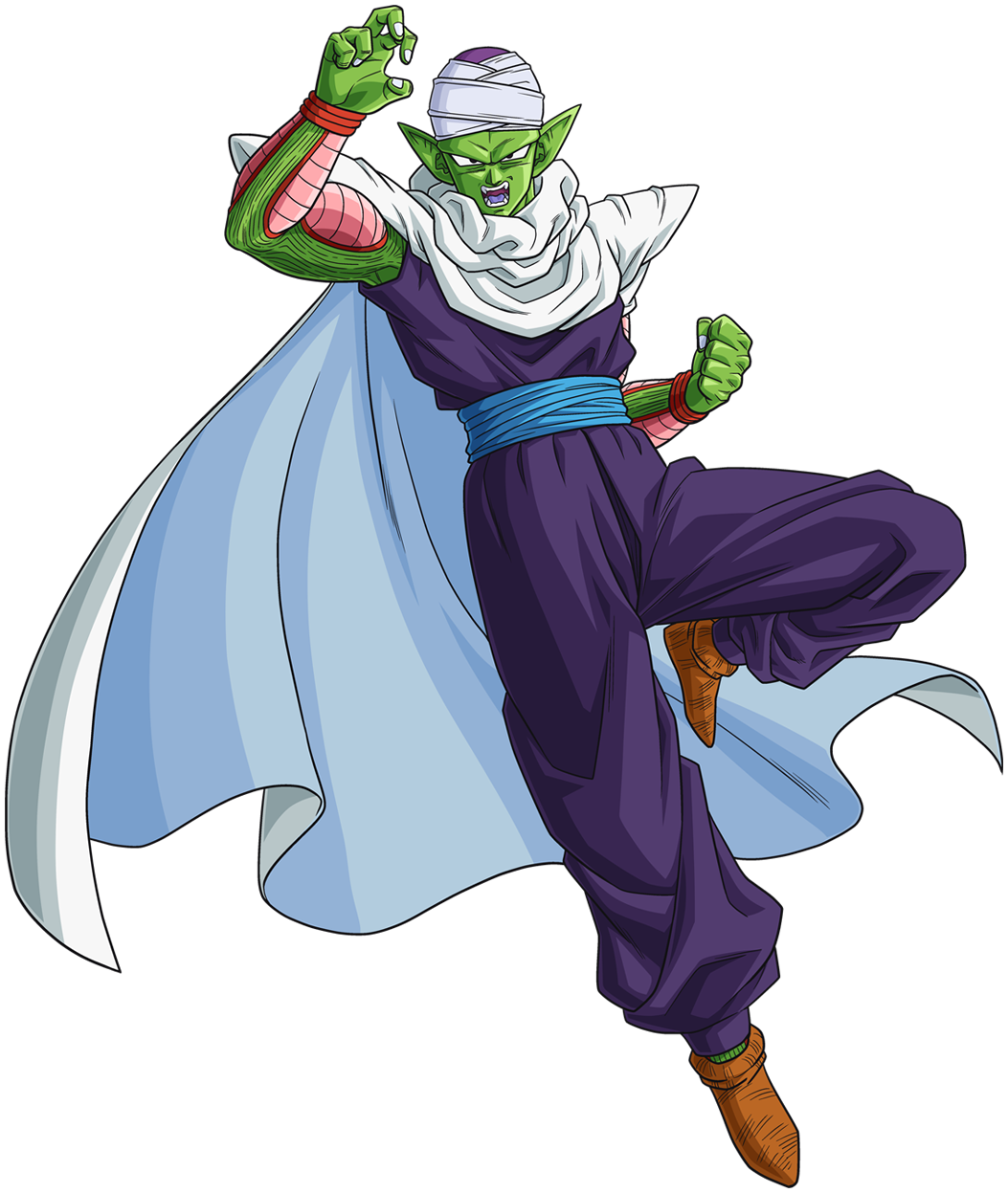 Piccolo Png 4 » PNG Image #491675.