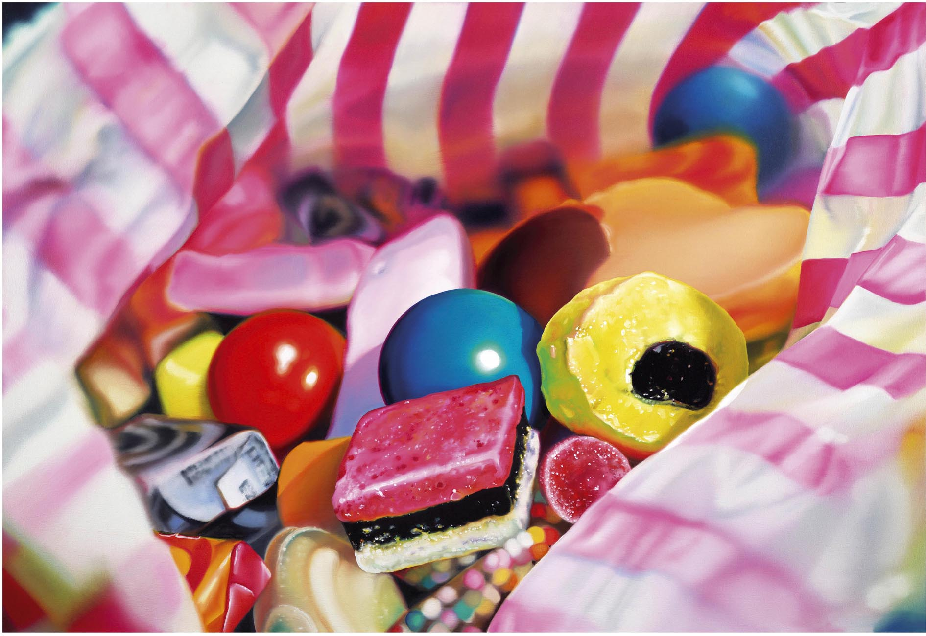 Pick and mix clipart.