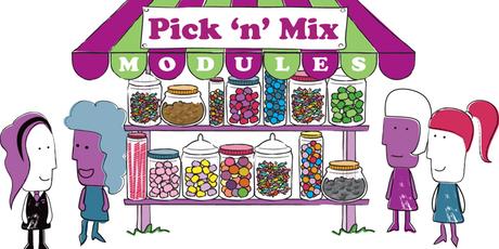 Pick n Mix.
