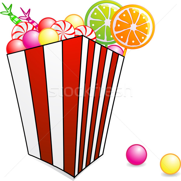Pick and mix Stock Photos, Stock Images and Vectors.