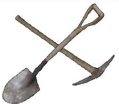 Free shovel clipart 2.