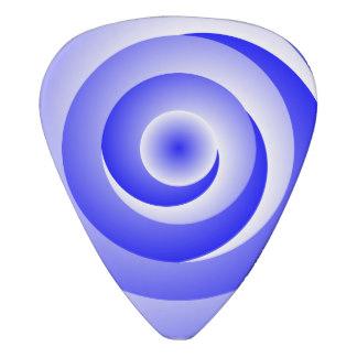 Concentric Circles Guitar Picks.