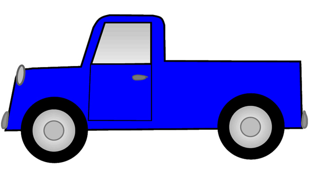 Pick Up Clipart.