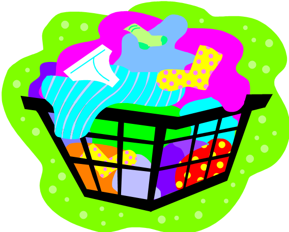 Pick Up Room Clipart.